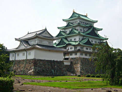 Nagoya Castle, Japan castle pic