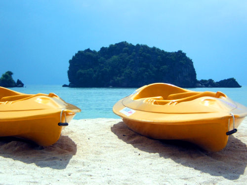 Photo of a Beach on Pulau Langkawi, Malaysia