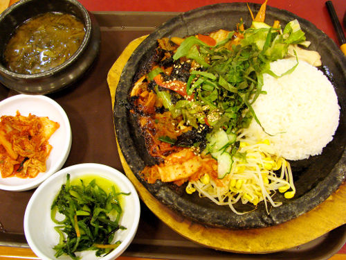 Photo of Korean Food